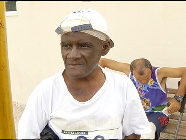 Pacientes de hospital de cabo frio (Foto: Reprodução/ Inter TV)