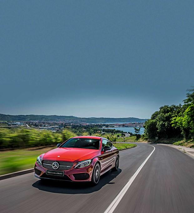 Mercedes-AMG (Foto: Divulgação)