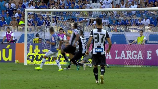 6e15c587b4 Cruzeiro x Santos - Campeonato Brasileiro 2016 - globoesporte.com
