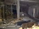 10 homens explodem agência na BA e casas ficam danificadas com impacto