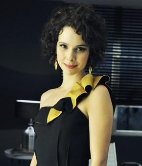 Débora Falabella fala sobre as filmanges de 'A Dona da História' (Foto: TV Globo / Estevam Avellar)