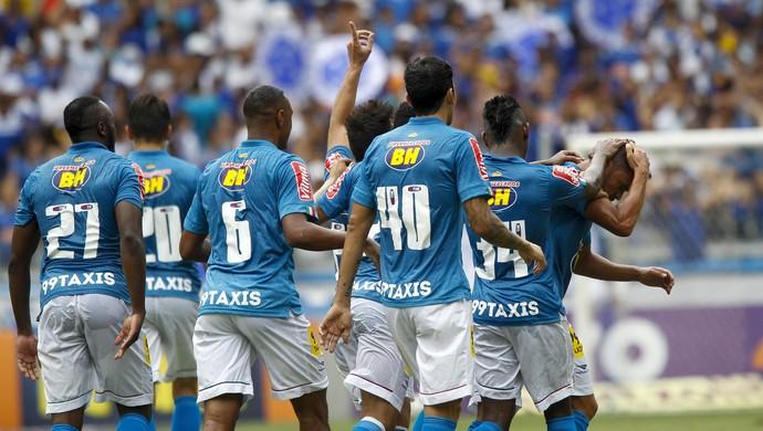 Cruzeiro; Joinville; Mineirão (Foto: Washington Alves/Light Press)