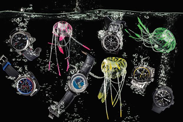 Relógios  (Foto: Carlos Bessa)