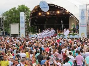Festa da Penha (Foto: Divulgação)