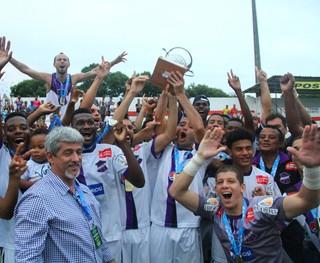 campos campeão da taça corcovado 2016 (Foto: Carlos Grevi)