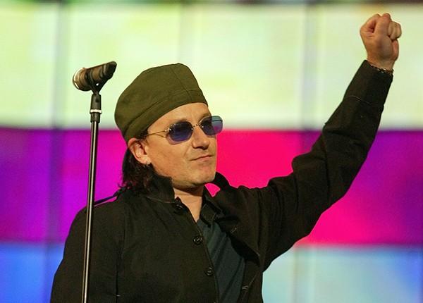 Bono, do U2 (Foto: Getty Images)