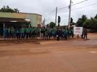 Estudantes fazem campanha contra o Aedes aegypti em Guajará-Mirim, RO