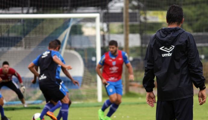 Claudinei Oliveira Avaí (Foto: André Palma Ribeiro/Avaí F.C.)