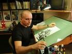 'Old Man Logan' terá Wolverine velho ilustrado pelo brasileiro Mike Deodato