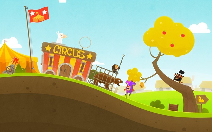 Tiny Thief agora é um jogo gratuito (Foto: Divulgação)