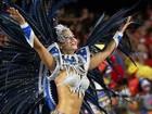 'Um pouquinho de exagero', diz Nana Gouvêa sobre fantasia de rainha