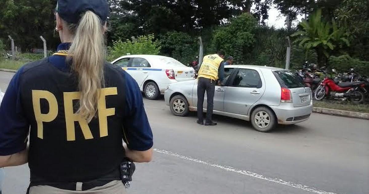 PRF realiza ação de conscientização contra trabalho escravo, em Ji ... - Globo.com