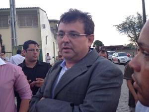 Segundo advogado, dois vereadores não conseguiram pagar fiança (Foto: Renata Torres/ TV Asa Branca)