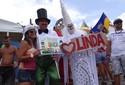 FOTOS: Foliões já contam os dias para o carnaval 2014
