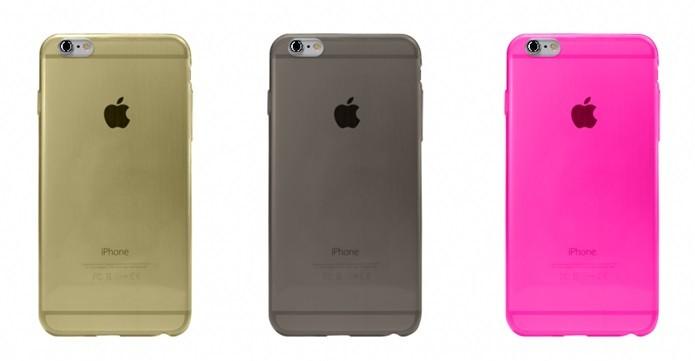 Capas iCover para iPhone 6 Plus (Foto: Reprodução/Foks)