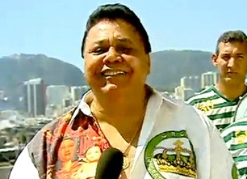 Dominguinhos do Estácio  (Foto: Reprodução/TV Globo)