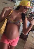Deborah Secco já perdeu os 9kg que ganhou na gravidez; veja dieta
