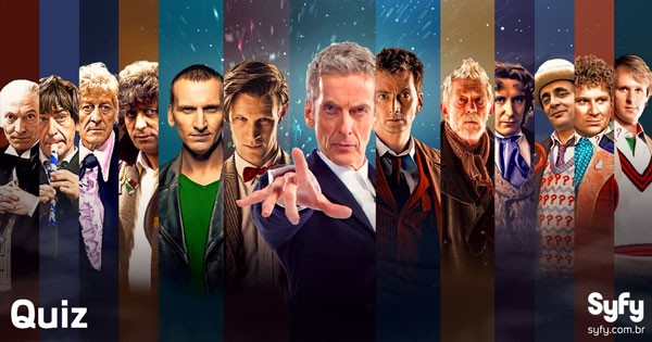 Quiz Doctor Who (Foto: Divulgao)