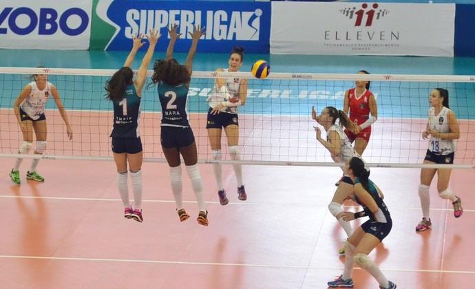 São José vôlei feminino Superliga (Foto: Tião Martins/ PMSJC)