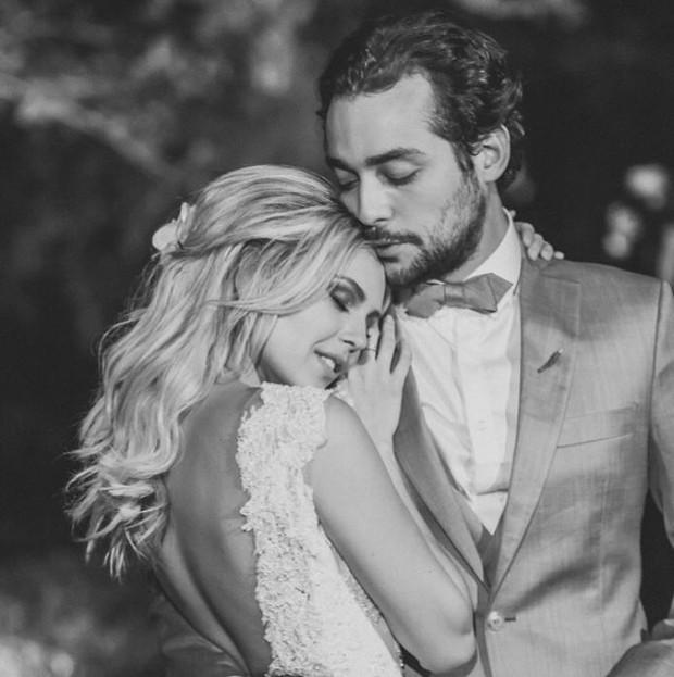 Eduardo Sterblitch e Louise D Tuani (Foto: Instagram / Reprodução)