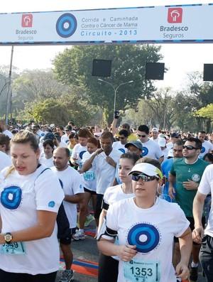 corrida contra o câncer de mama (Foto: Fernando Nunes)