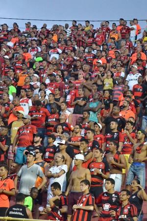 barradão; torcida vitória (Foto: Francisco Galvão/EC Vitória)
