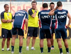 Walmir Cruz Preparador físico do Guaratinguetá (Foto: Fábio Rubinato/ Agência Guará Futebol)