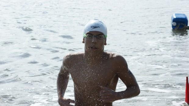 Eduardo Capatto, vence na categoria principal (Foto: Antonio Aragão / FASE)