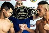 Lutador Wanderson Panda disputará cinturão em evento de MMA no RJ