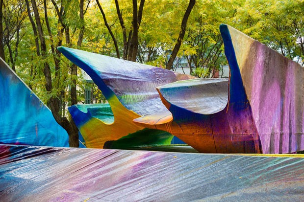 (Foto: James Ewing, Cortesia Public Art Fund, NY)