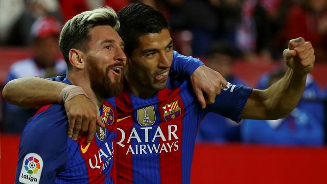 Sevilla x Barcelona - Campeonato Espanhol 2016 - globoesporte.com a378bcb48bd2d