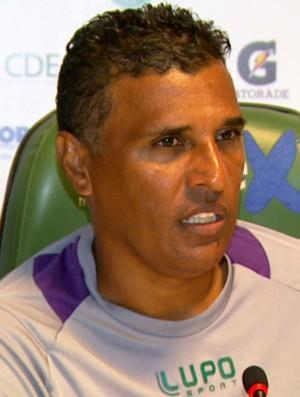 Paulo Pereira técnico Guarani (Foto: Carlos Velardi / EPTV)