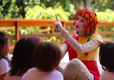 dia_das_crianças_Sítio_Picapau_Amarelo (Foto: Filipe Borin / Editora Globo)