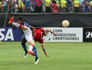 Emelec x Internacional Eduardo Sasha Internacional Libertadores