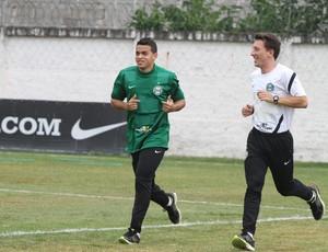 Denis Coritiba recuperação (Foto: Divulgação / Site oficial do Coritiba)