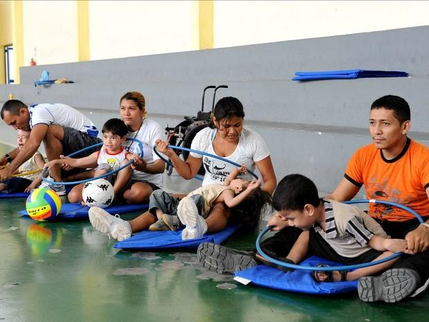 Programa é coordenado pela Secretaria de Estado dos Direitos da Pessa com Deficiência (Seped) (Foto: Roberto Carlos/Agecom)