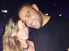 'Fui traída', diz ex-affair de Adriano após fotos dele com outra