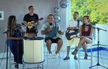 'Levando um Som' em ritmo de samba