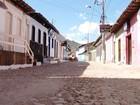 Ruas ficam vazias durante o carnaval (Reprodução / Inter TV)