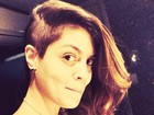 Ex-BBB Bella raspa a cabeça: 'Disse que se Diego saísse raspava a lateral'