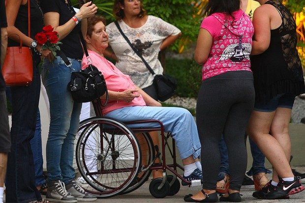 Mãe de Chorão (Foto: Iwi Onodera / EGO)