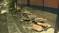 Estudantes ficam sem aulas por falta de infraestrutura