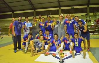Roraimense de Futsal Sub-20: jogo entre Vivaz e Constelação é suspenso