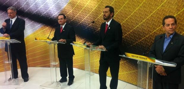 Candidatos 2 (Foto: André Teixeira/G1)