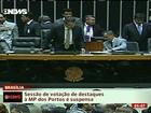 Câmara retoma sessão para votar MP dos Portos nesta quarta