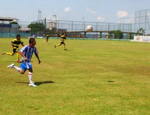 Jogo entre Su América e Clipper  (Foto: Alírio Lucas)