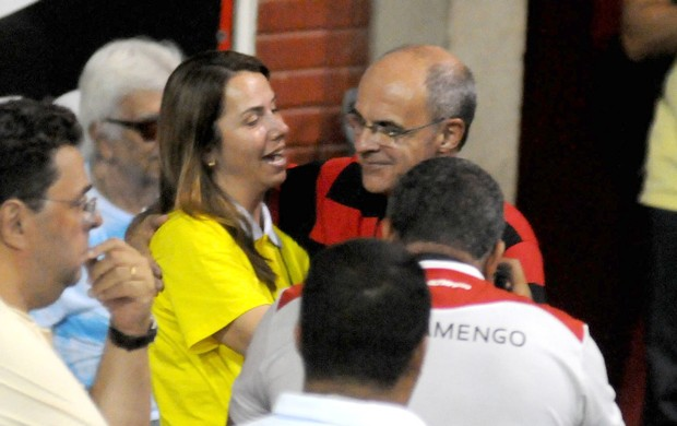 Eduardo e Patricia Amorim, Prêmio Brasileirão 2012 (Foto: André Durão / Globoesporte.com)