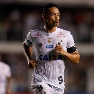 Santos x Strongest (Foto: AFP)
