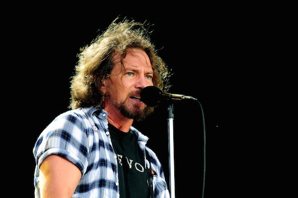 O músico Eddie Vedder (Foto: Getty Images)