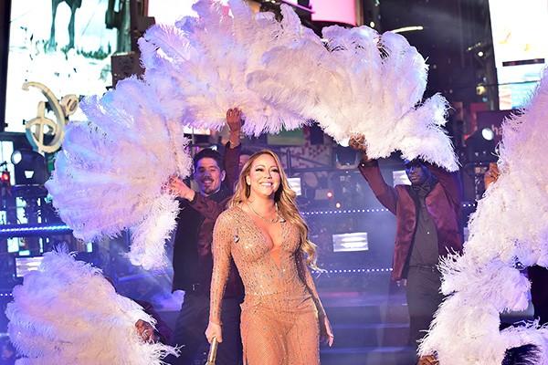 Mariah Carey e Bryan Tanaka  (Foto: Getty Images)